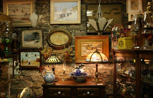 Скупка антикварных предметов интерьера